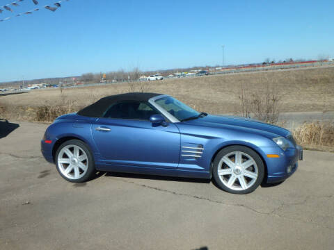 2008 Chrysler Crossfire for sale at BLACKWELL MOTORS INC in Farmington MO