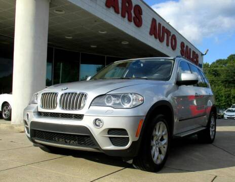 2013 BMW X5 for sale at Pars Auto Sales Inc in Stone Mountain GA