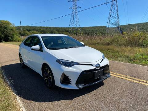 2017 Toyota Corolla for sale at Tennessee Valley Wholesale Autos LLC in Huntsville AL