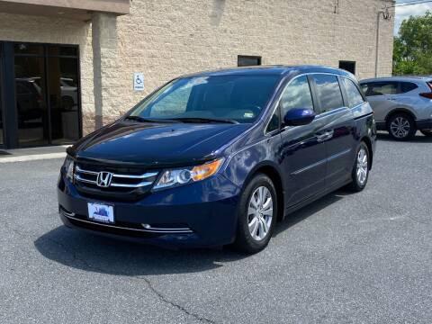 2016 Honda Odyssey for sale at Va Auto Sales in Harrisonburg VA