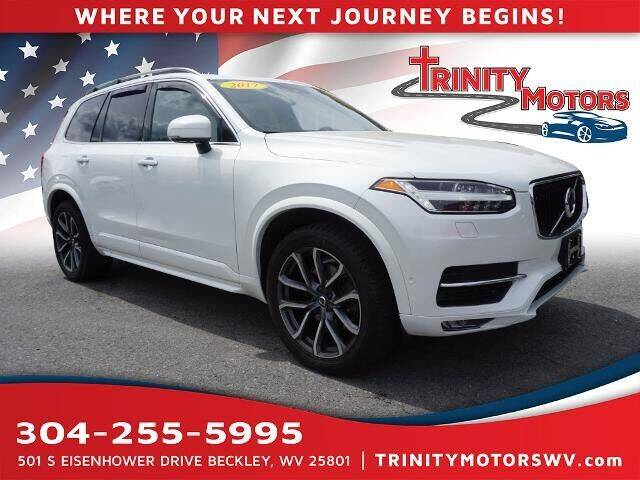 2017 Volvo XC90 for sale at Trinity Motors in Beckley WV