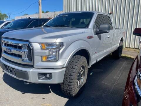 2015 Ford F-150 for sale at The Car Guy powered by Landers CDJR in Little Rock AR