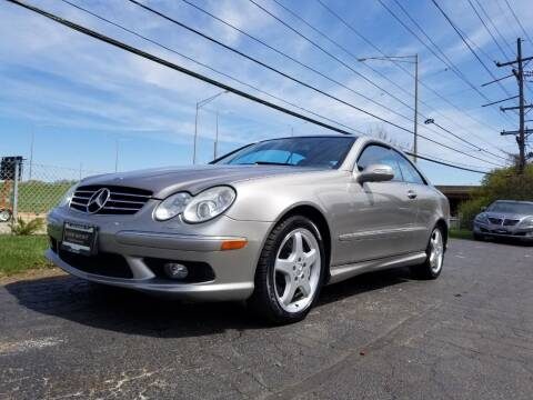 2003 Mercedes-Benz CLK for sale at Luxury Imports Auto Sales and Service in Rolling Meadows IL