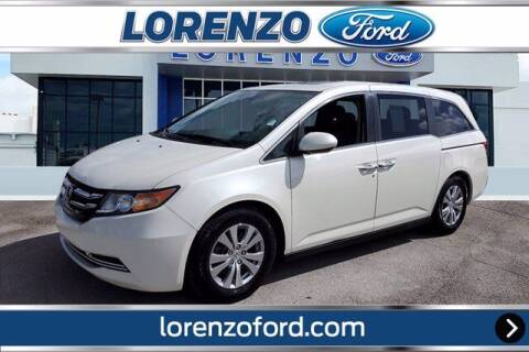 2016 Honda Odyssey for sale at Lorenzo Ford in Homestead FL