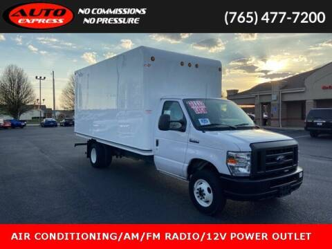 2019 Ford E-Series Chassis for sale at Auto Express in Lafayette IN