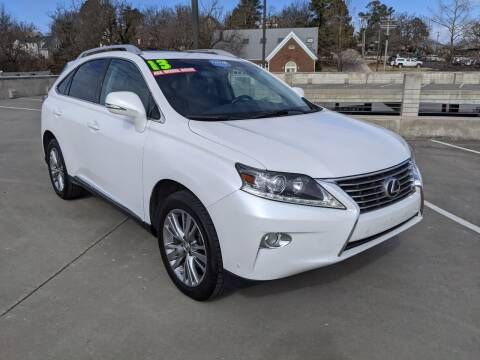 2013 Lexus RX 350 for sale at QC Motors in Fayetteville AR