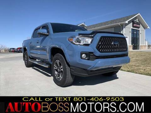 2019 Toyota Tacoma for sale at Auto Boss in Woodscross UT