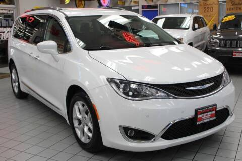 2017 Chrysler Pacifica for sale at Windy City Motors in Chicago IL