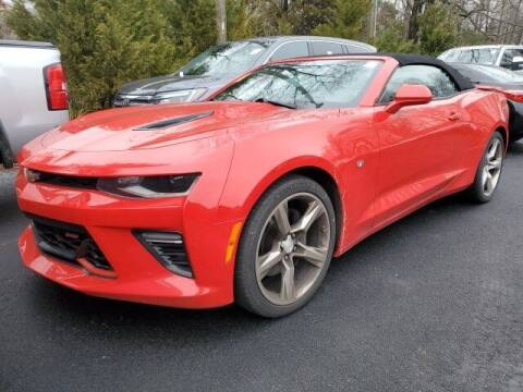 2017 Chevrolet Camaro for sale at Impex Auto Sales in Greensboro NC