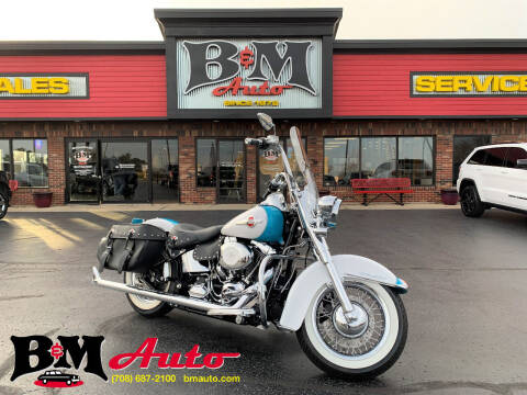 2016 Harley-Davidson Soft Tail for sale at B & M Auto Sales Inc. in Oak Forest IL
