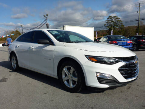 2019 Chevrolet Malibu for sale at Viles Automotive in Knoxville TN