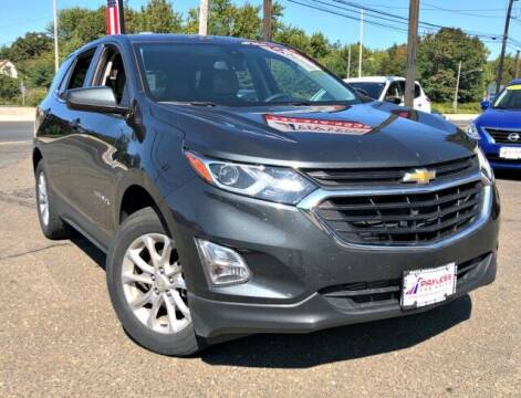 2020 Chevrolet Equinox for sale at PAYLESS CAR SALES of South Amboy in South Amboy NJ
