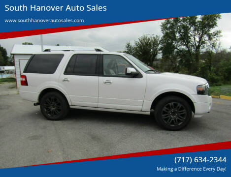 2011 Ford Expedition for sale at South Hanover Auto Sales in Hanover PA