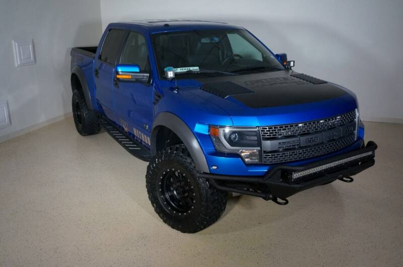 2013 Ford F-150 for sale at TopGear Motorcars in Grand Prairie TX
