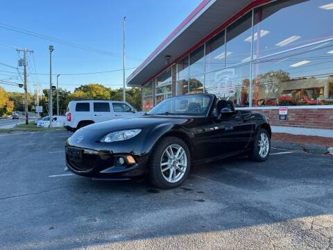 2015 Mazda MX-5 Miata for sale at USA Motor Sport inc in Marlborough MA
