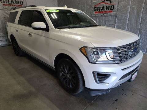 2019 Ford Expedition MAX for sale at GRAND AUTO SALES in Grand Island NE