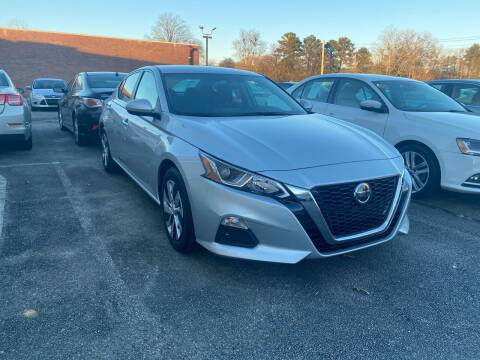 2019 Nissan Altima for sale at City to City Auto Sales in Richmond VA