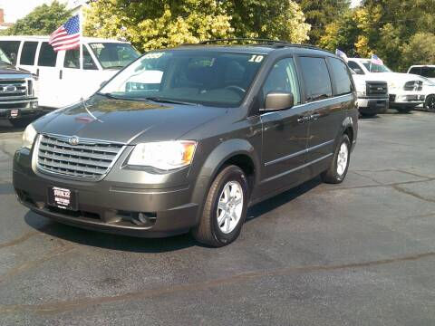 2010 Chrysler Town and Country for sale at Stoltz Motors in Troy OH