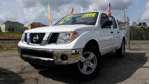 2008 Nissan Frontier for sale at GP Auto Connection Group in Haines City FL