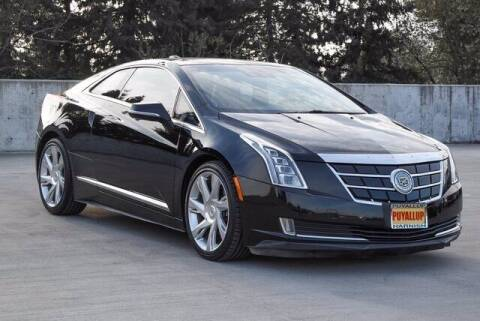 2014 Cadillac ELR for sale at Chevrolet Buick GMC of Puyallup in Puyallup WA