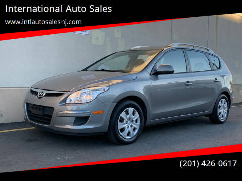 2011 Hyundai Elantra Touring for sale at International Auto Sales in Hasbrouck Heights NJ