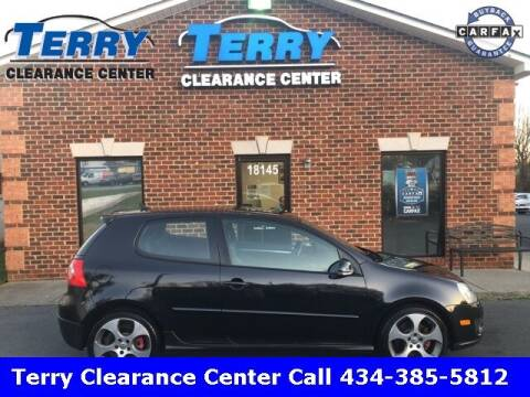 2007 Volkswagen GTI for sale at Terry Clearance Center in Lynchburg VA