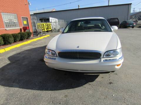 2004 Buick Park Avenue for sale at X Way Auto Sales Inc in Gary IN