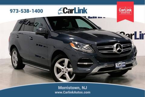 2016 Mercedes-Benz GLE for sale at CarLink in Morristown NJ
