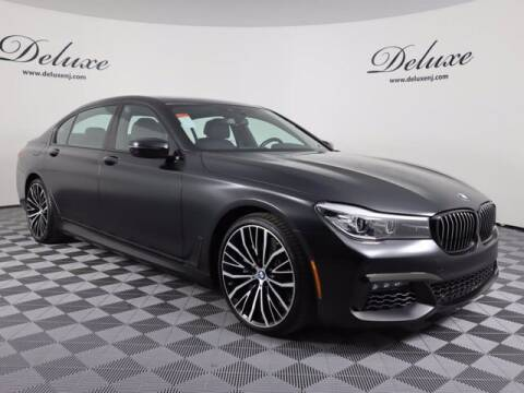 2019 BMW 7 Series for sale at DeluxeNJ.com in Linden NJ
