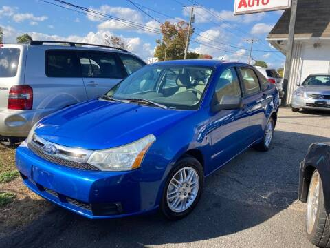 2011 Ford Focus for sale at ENFIELD STREET AUTO SALES in Enfield CT