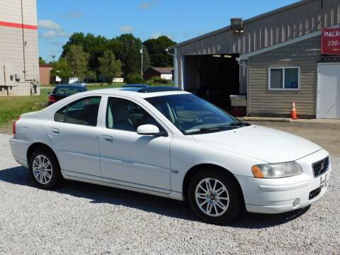 2006 Volvo S60 for sale at Macrocar Sales Inc in Akron OH