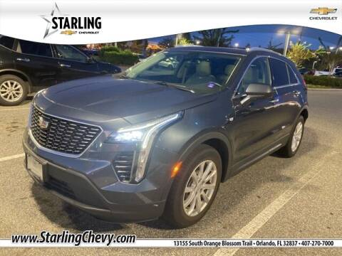 2019 Cadillac XT4 for sale at Pedro @ Starling Chevrolet in Orlando FL