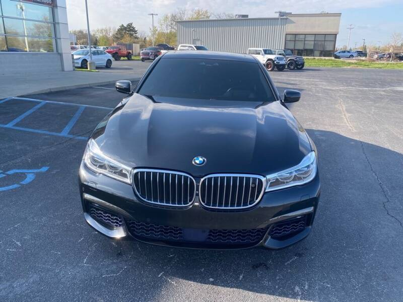 2017 BMW 7 Series for sale at Davco Auto in Fort Wayne IN