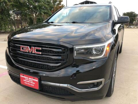 2017 GMC Acadia for sale at Vemp Auto in Garland TX