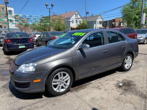 2007 Volkswagen Jetta for sale at Barnes Auto Group in Chicago IL