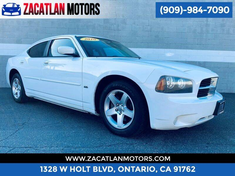 2010 Dodge Charger for sale at Ontario Auto Square in Ontario CA