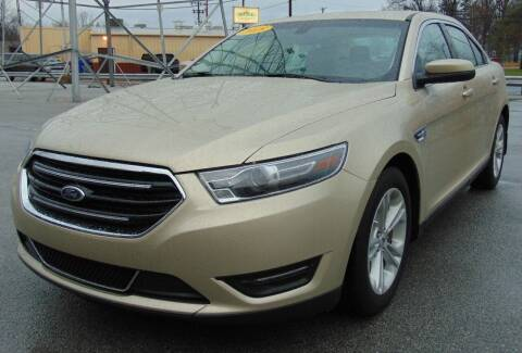 2018 Ford Taurus for sale at Kenny's Auto Wrecking - Kar Ville- Ready To Go in Lima OH