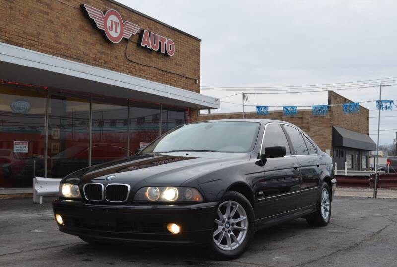 2003 BMW 5 Series for sale at JT AUTO in Parma OH