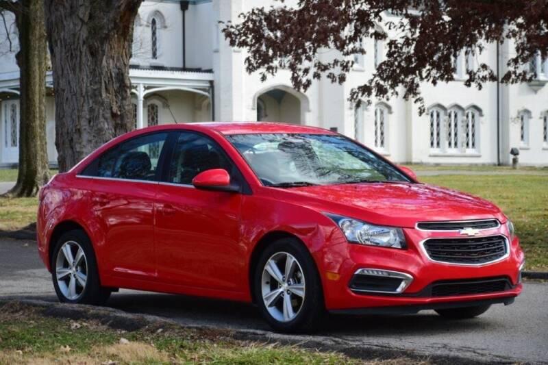 2015 Chevrolet Cruze for sale at Digital Auto in Lexington KY