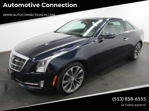 2016 Cadillac ATS for sale at Automotive Connection in Fairfield OH