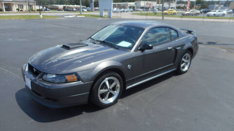 2004 Ford Mustang for sale at Classic Connections in Greenville NC