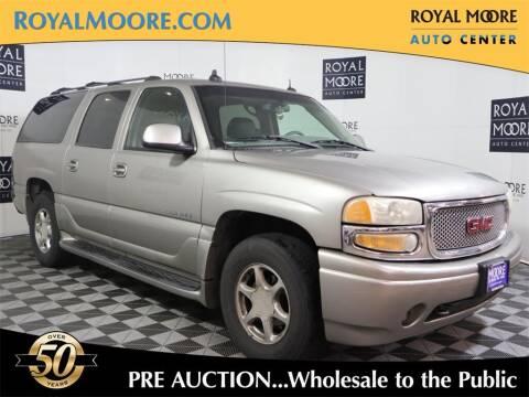 2003 GMC Yukon XL for sale at Royal Moore Custom Finance in Hillsboro OR