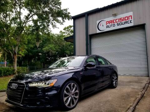 2012 Audi A6 for sale at Precision Auto Source in Jacksonville FL
