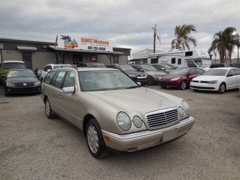 1999 Mercedes-Benz E-Class for sale at DMC Motors of Florida in Orlando FL