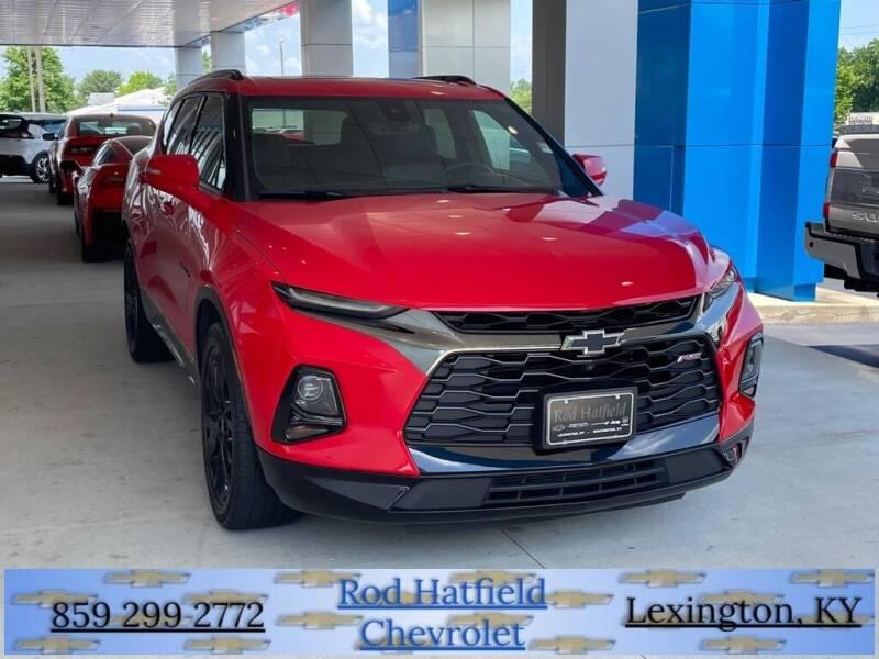 2019 Chevrolet Blazer for sale in Lexington, KY