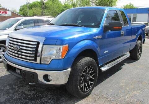 2012 Ford F-150 for sale at Express Auto Sales in Lexington KY