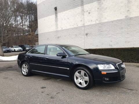 2007 Audi A8 for sale at Select Auto in Smithtown NY