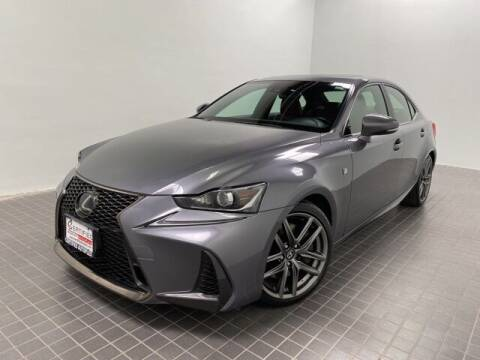 2018 Lexus IS 300 for sale at CERTIFIED AUTOPLEX INC in Dallas TX