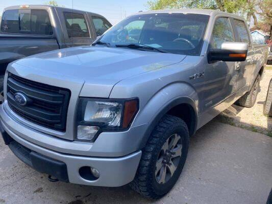 2014 Ford F-150 for sale at Car Solutions llc in Augusta KS