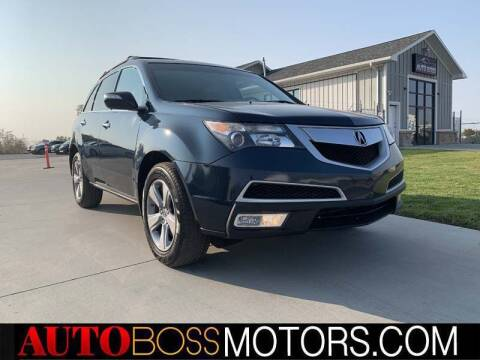 2011 Acura MDX for sale at Auto Boss in Woodscross UT